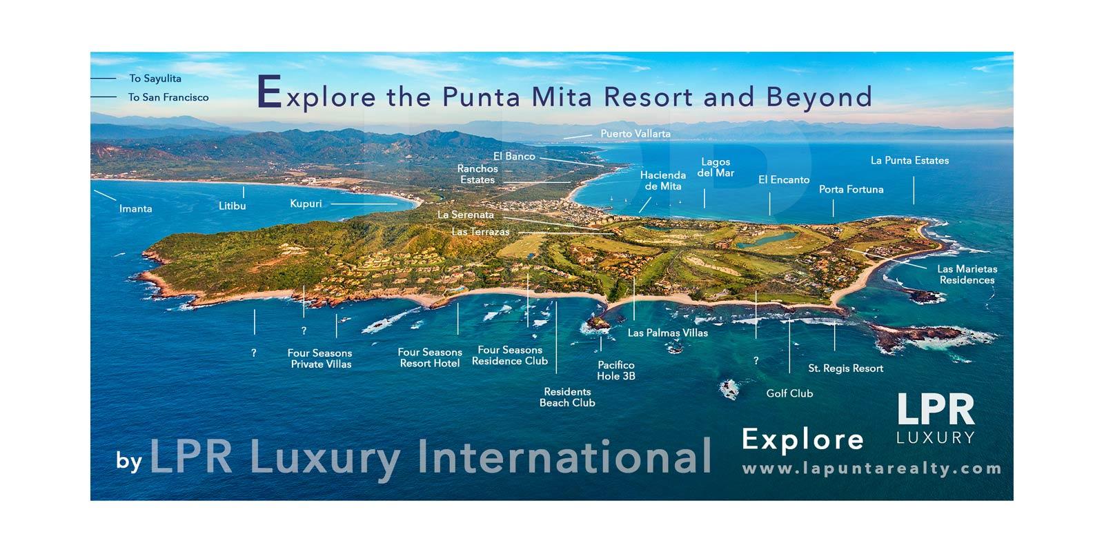 Explore The Punta Mita Resort Ultra Luxury Exclusive Riviera Nayarit Mexico