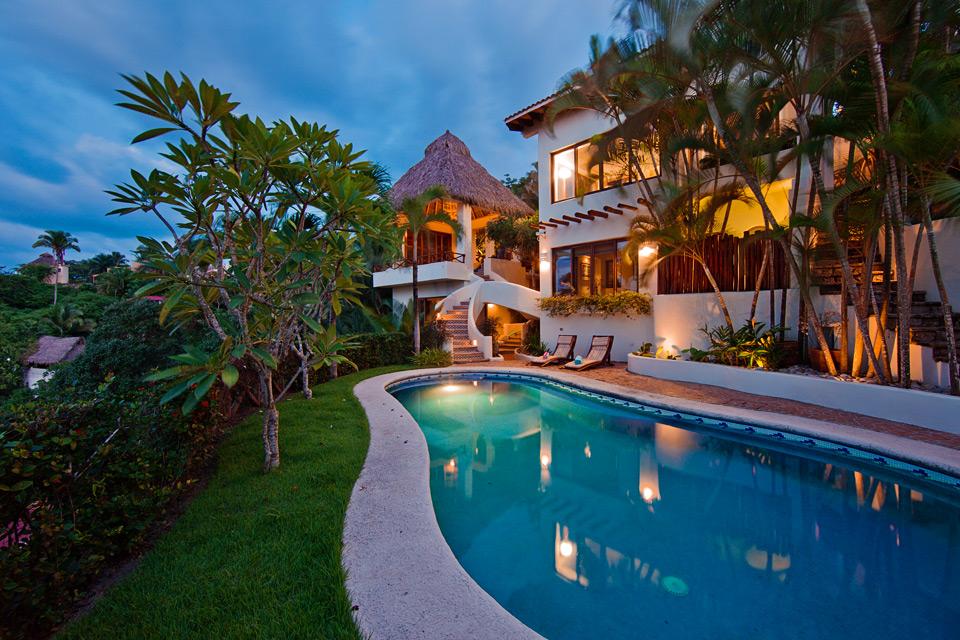Beach House In Sayulita Mexico