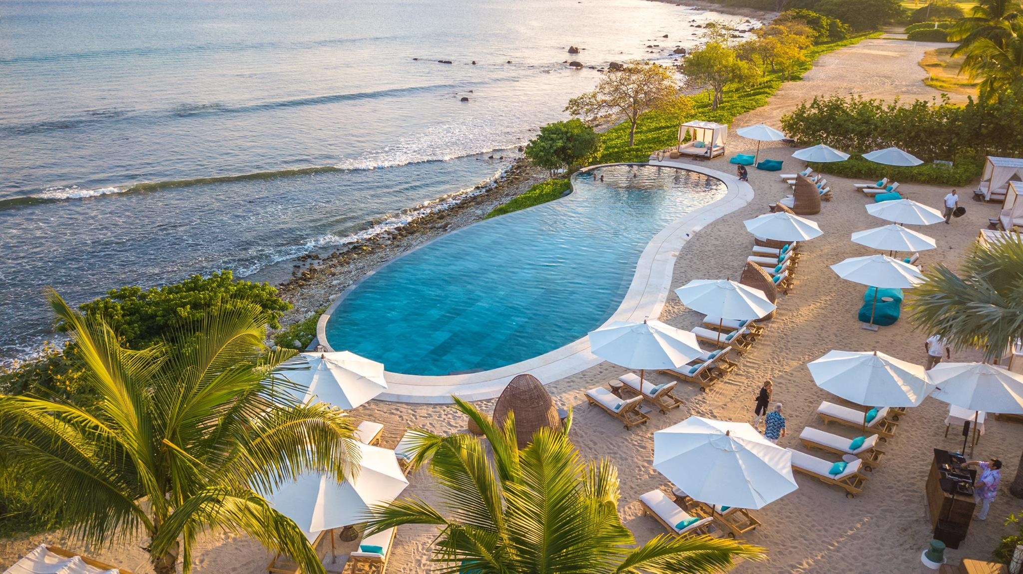The New Sufi Ocean Club At Porta Fortuna Punta Mita Mexico